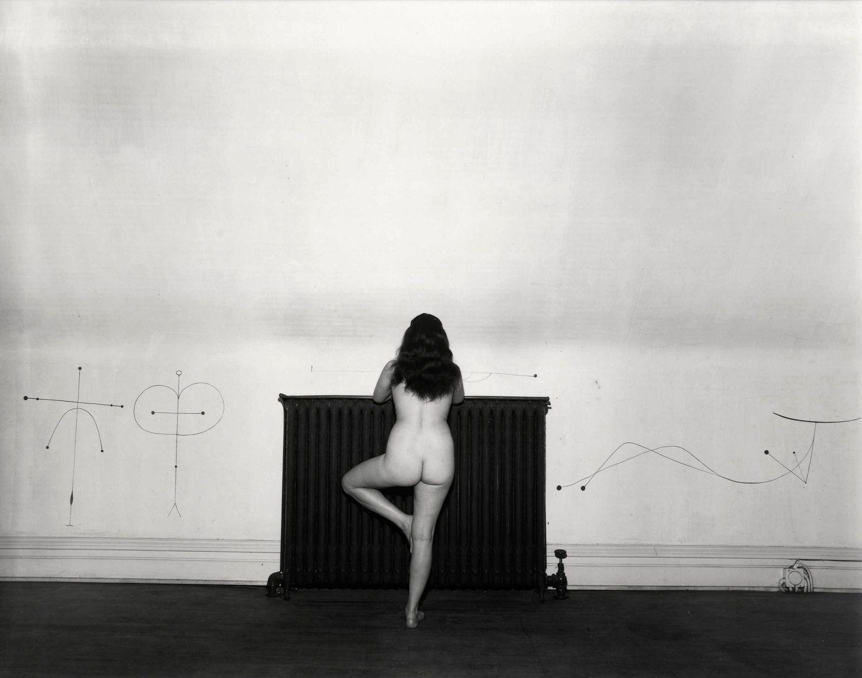 Harry Callahan Eleanor, Chicago, 1949