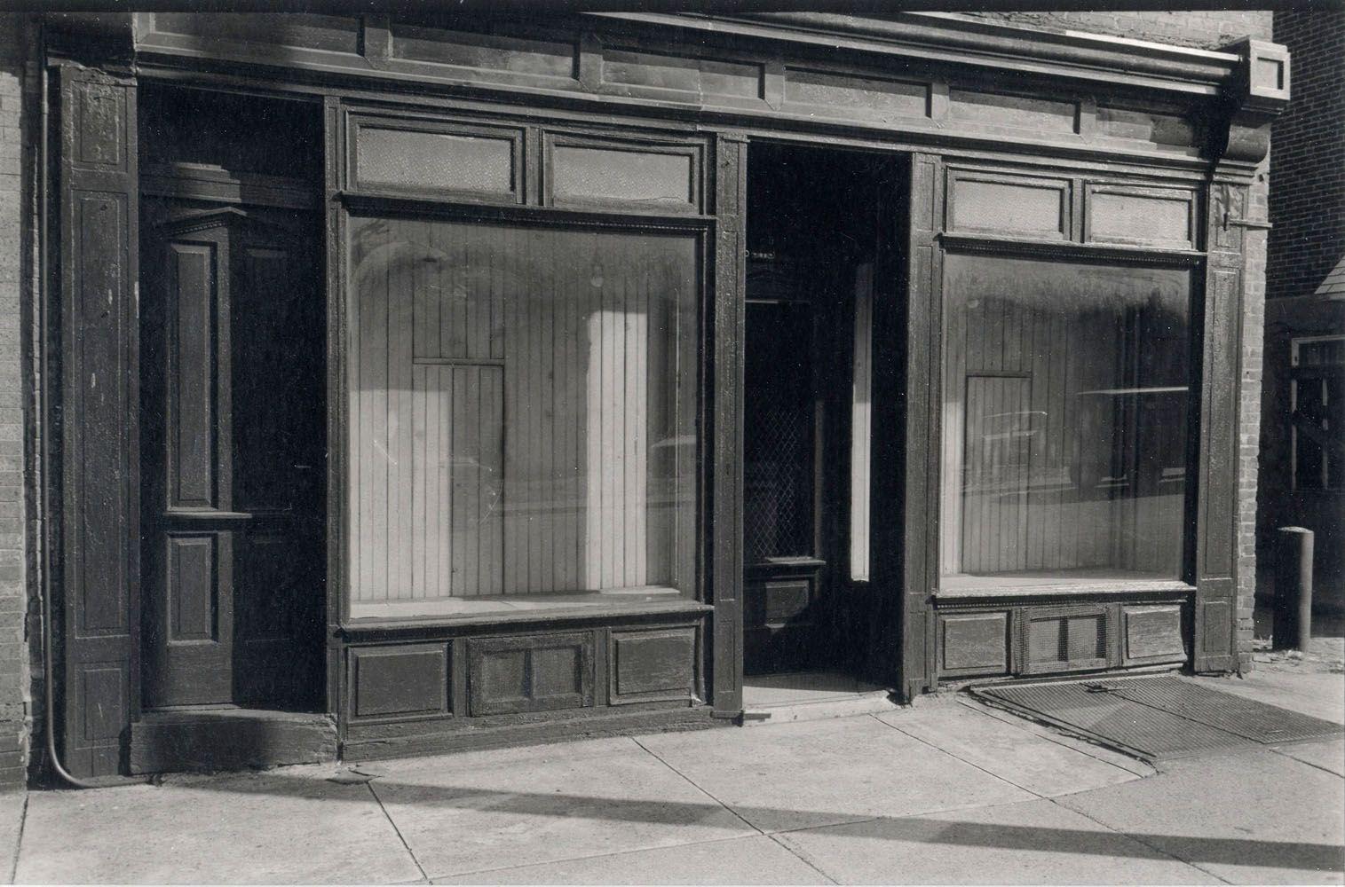 Will Brown  Bainbridge & Orianna St, Philadelphia 1972