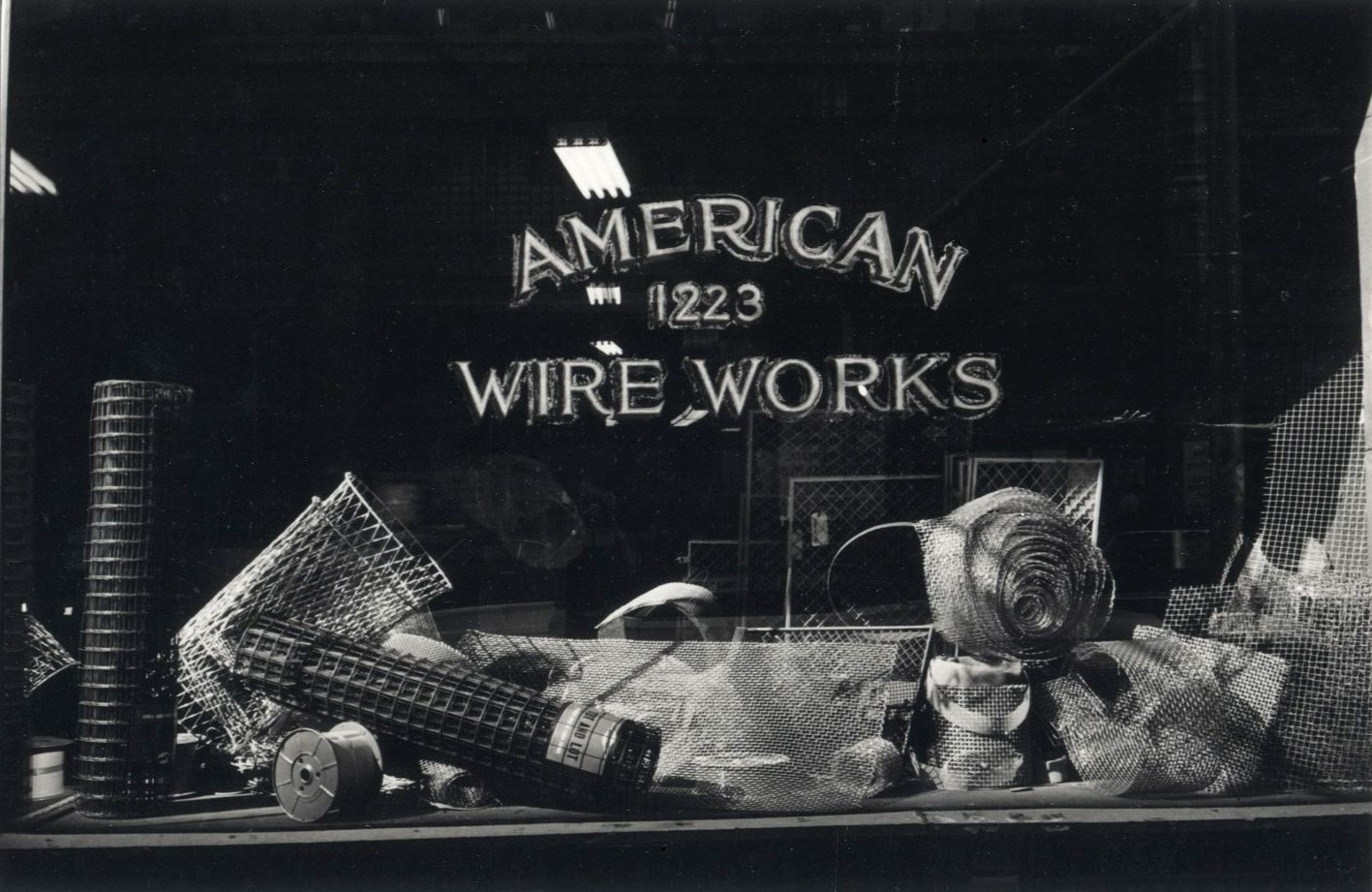 Will Brown American Wire Works