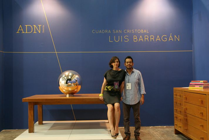Zona Maco 2013 Luis Barragan