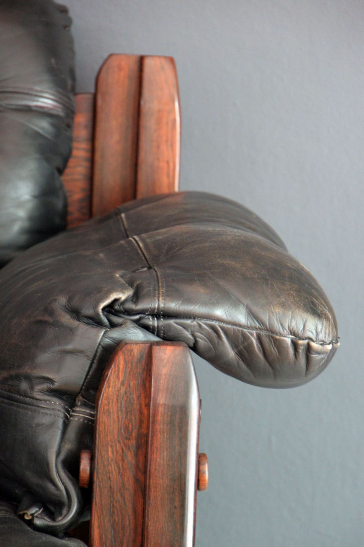 Descanso Lounge chair detail