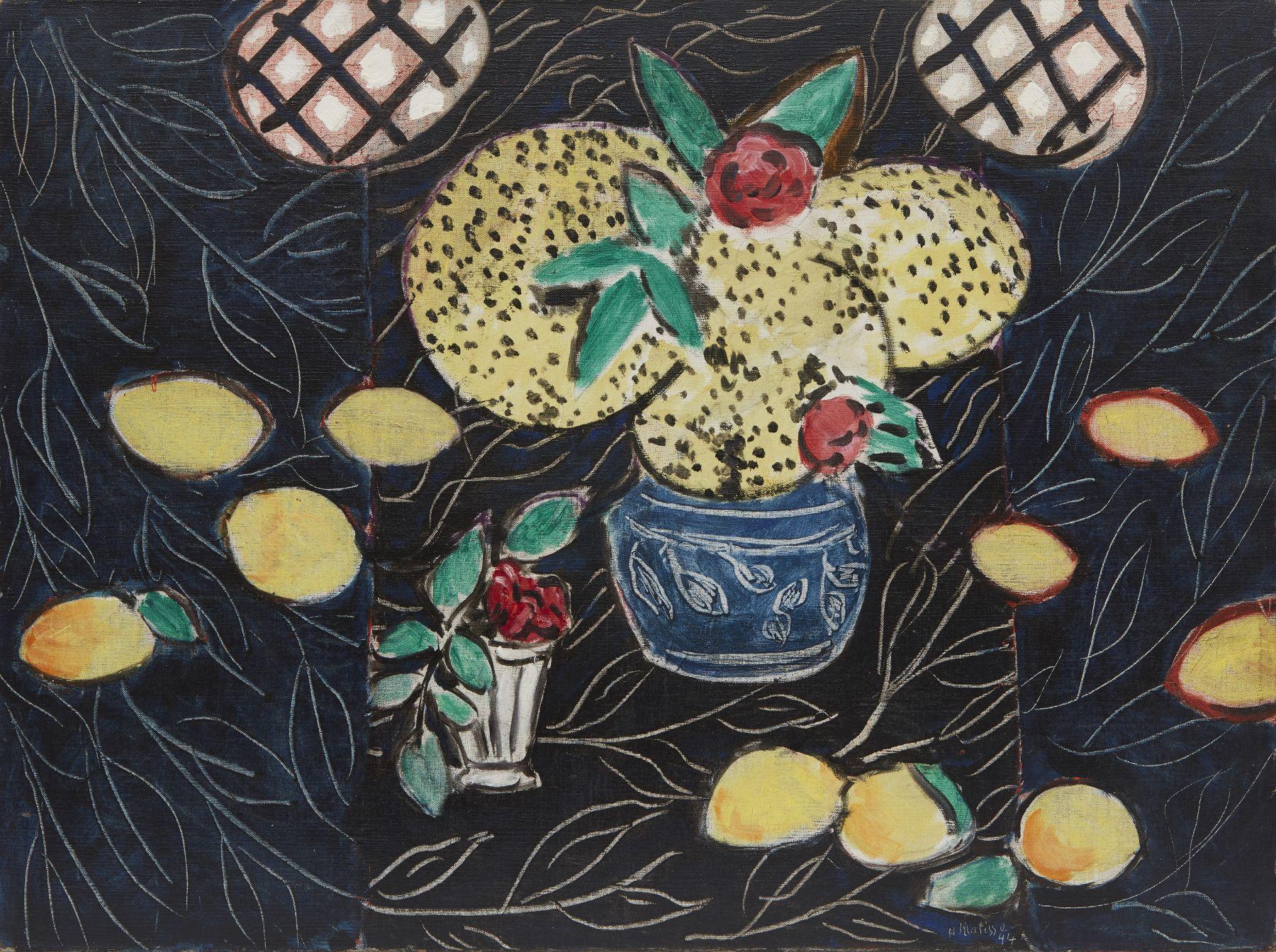 Matisse Title