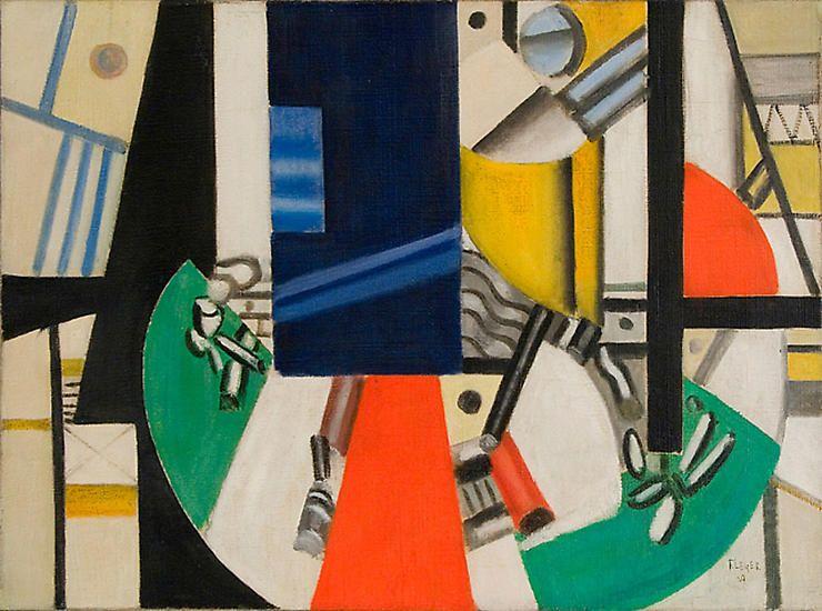 "Fernand Leger, ""Nature Morte, Etat Definitif,"" 1920"