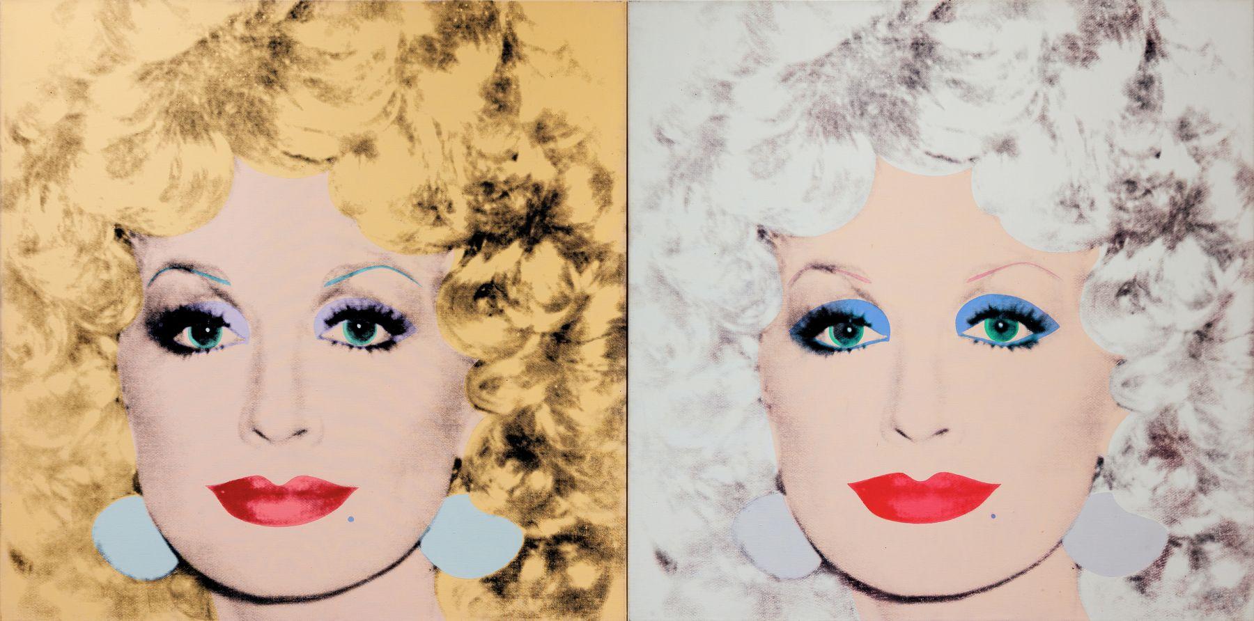 Warhol Dolly Parton