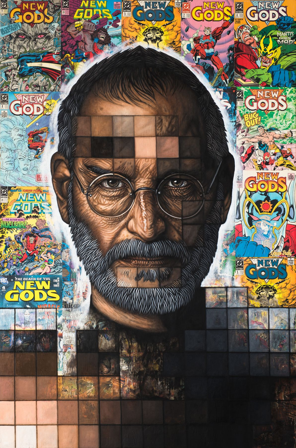 New Gods (Jobs) by Michael LaBua