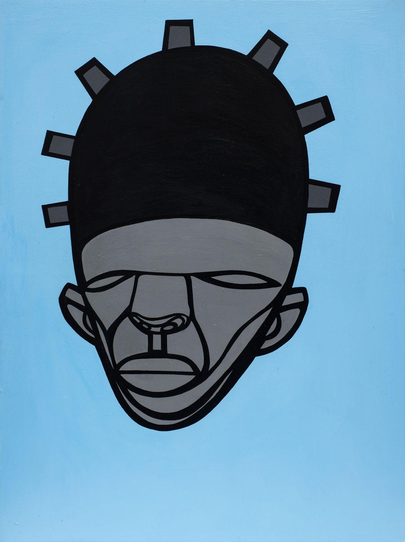 Urban Icon by Ron Haywood Jones