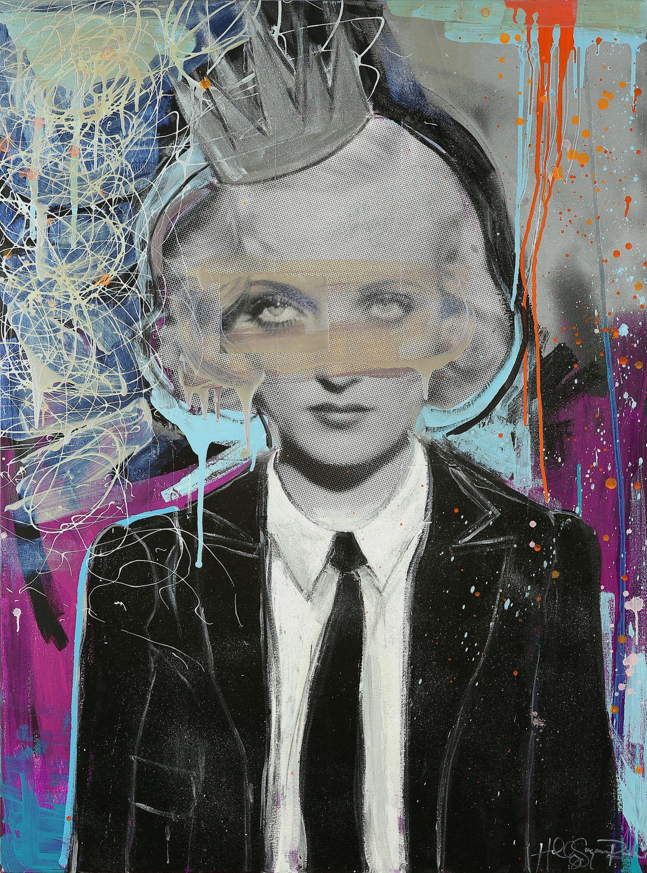 Queen Carol by Holly Suzanne Rader