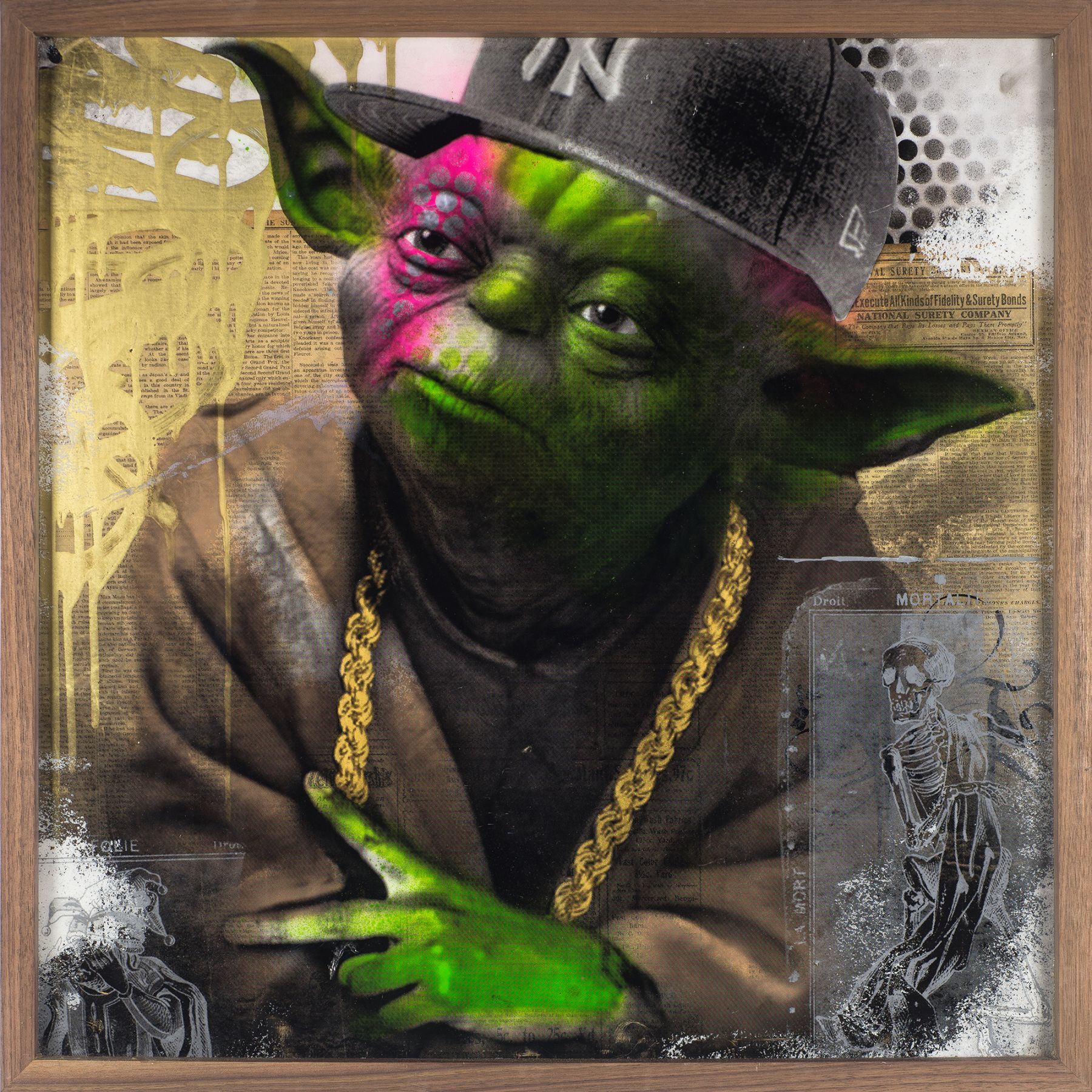 Yoda by BNS