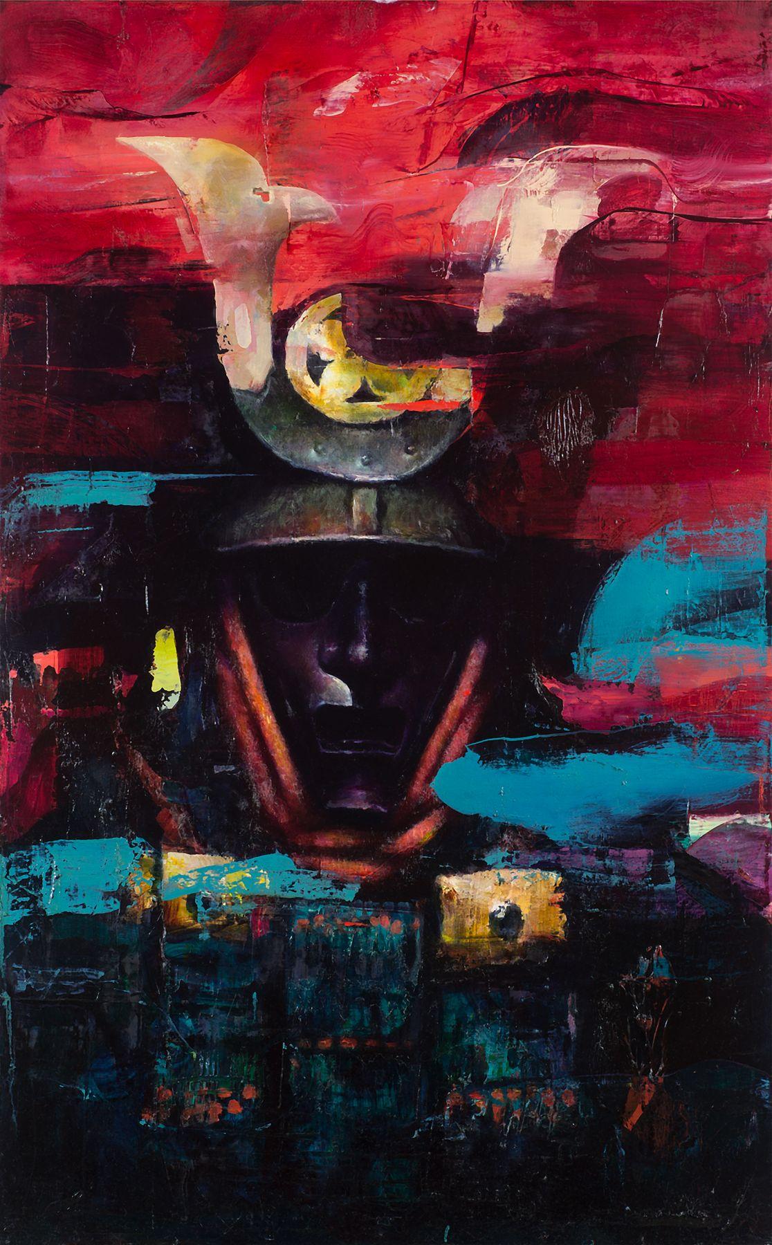 Mask I by Audun Grimstad