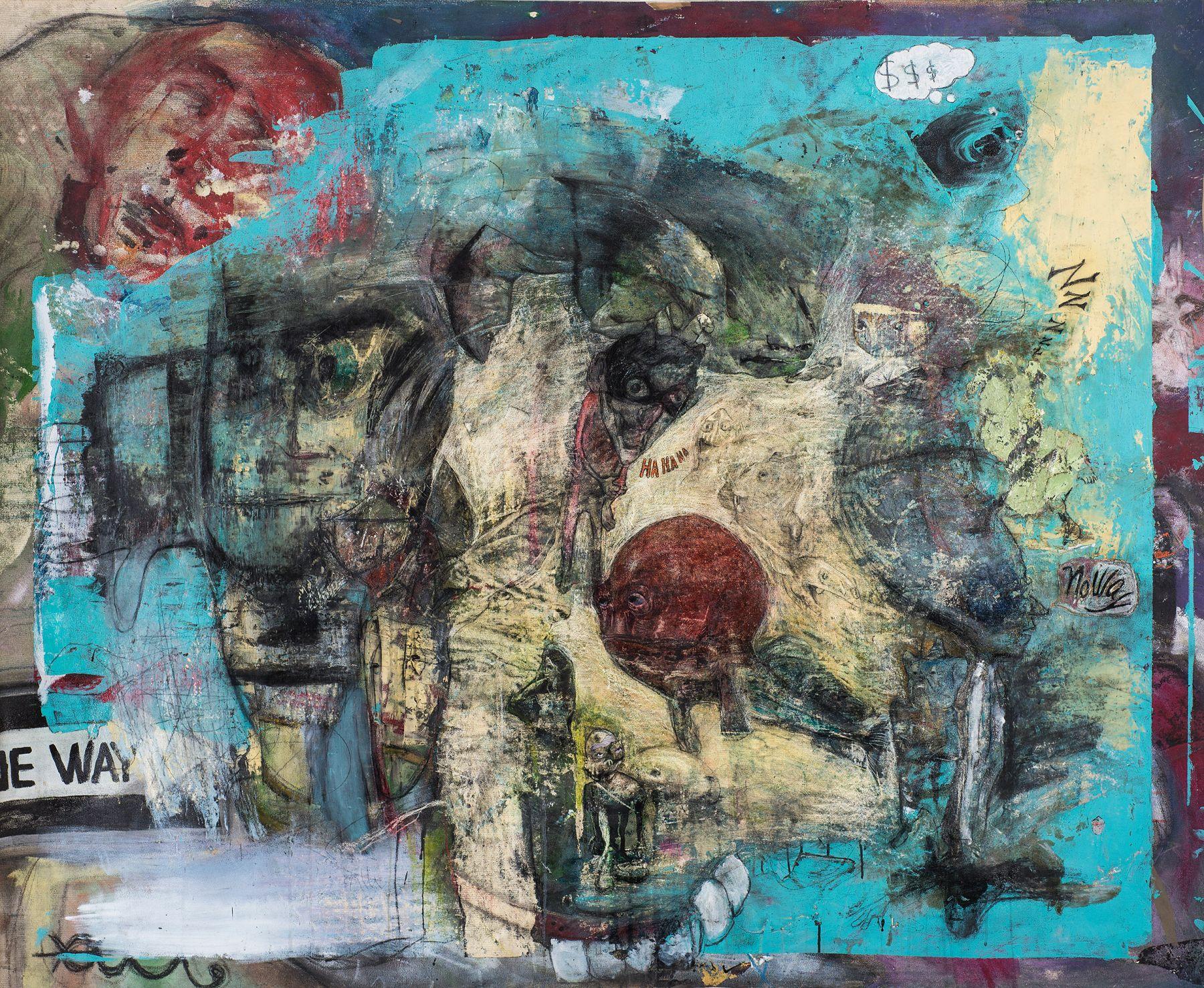 One way for a dream by Yunierki Felix Hodelin