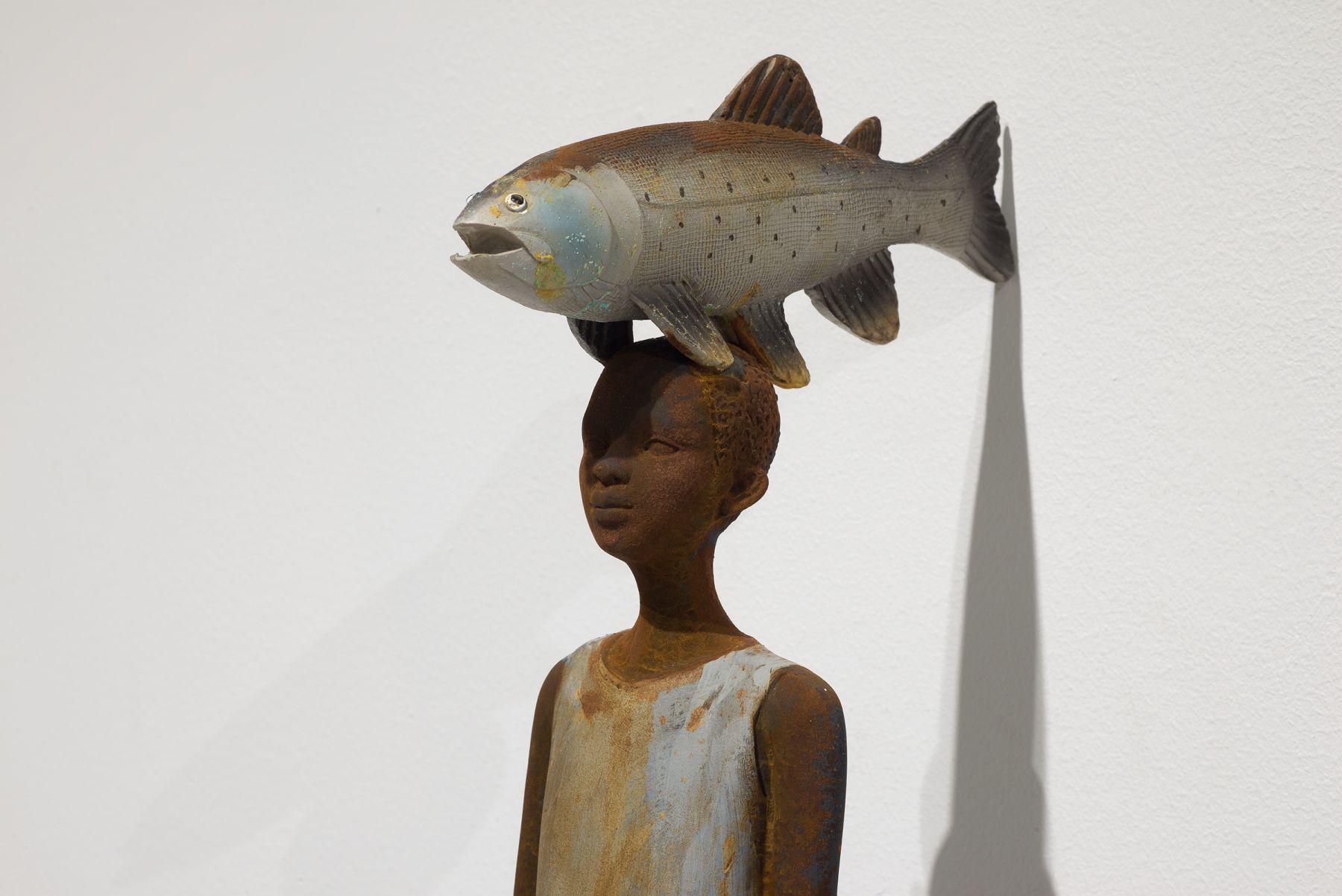 Solo Exhibition, Duplicitous, by Julia Rivera at Detour Gallery