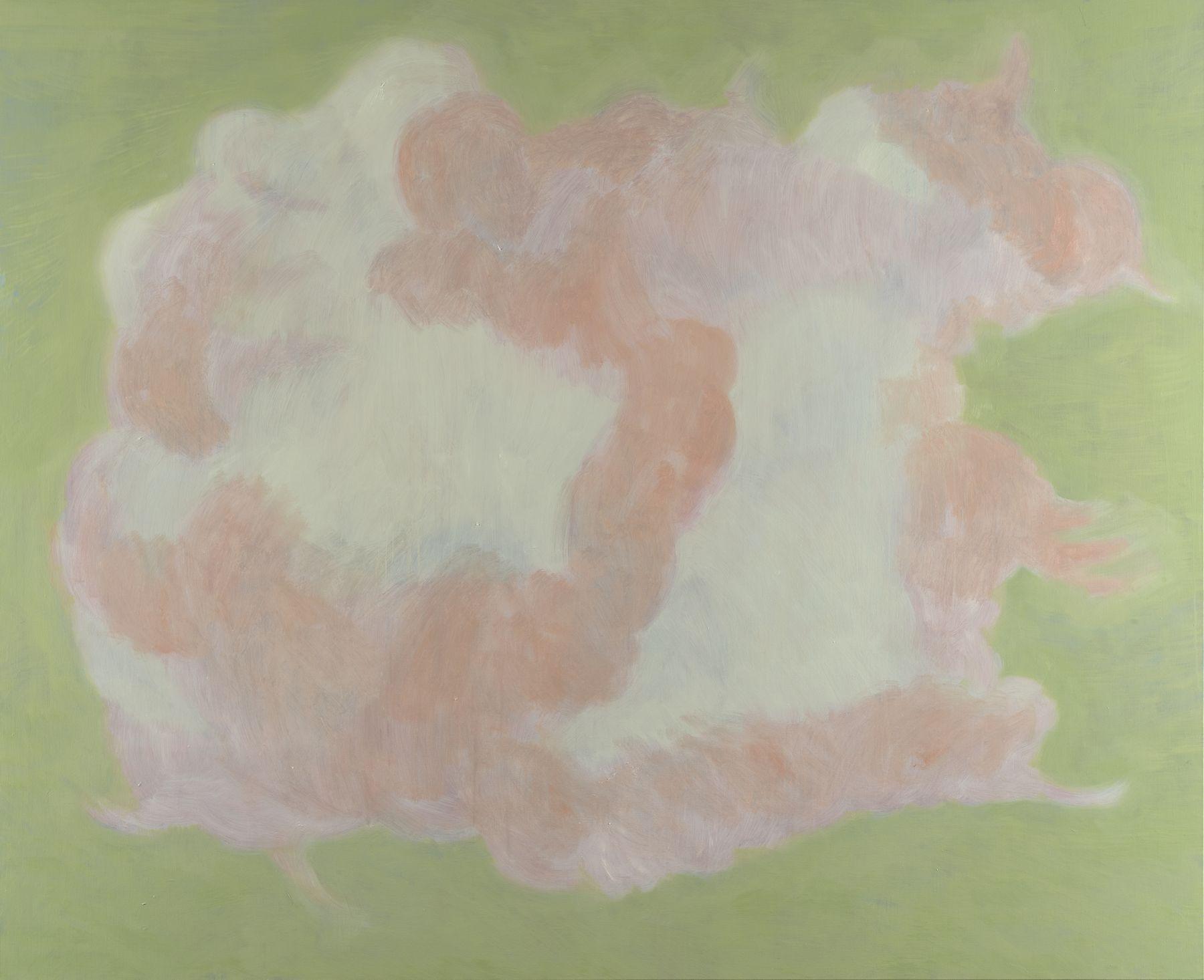 Clouds V, 2018