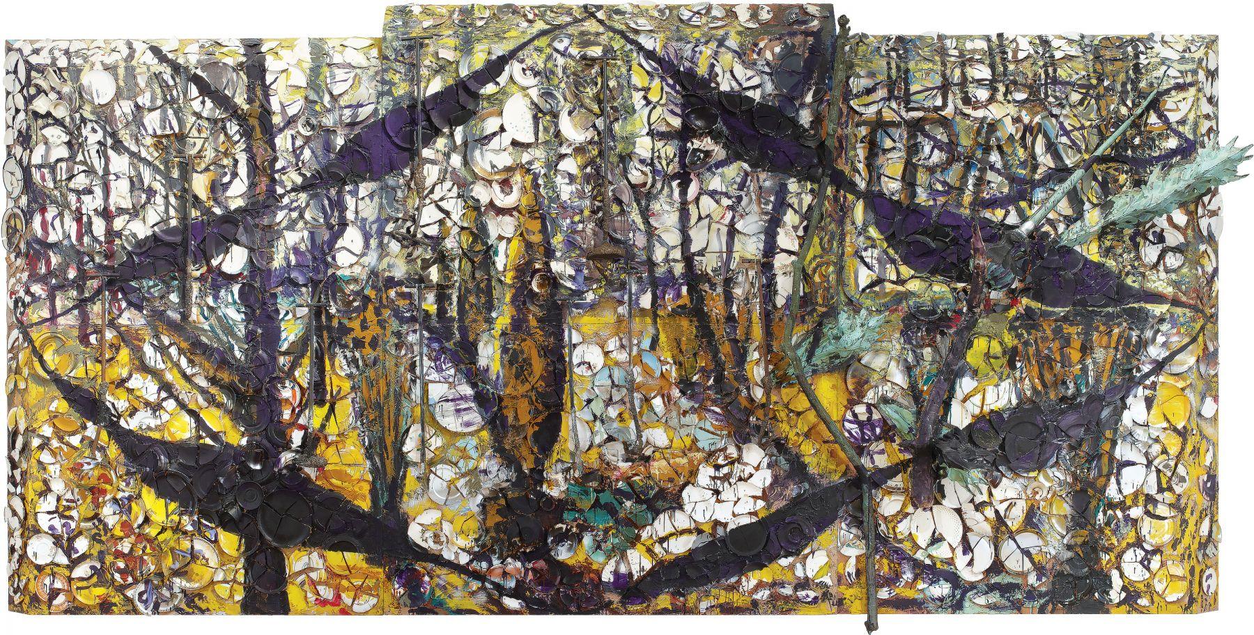 Julian Schnabel The Walk Home,1985
