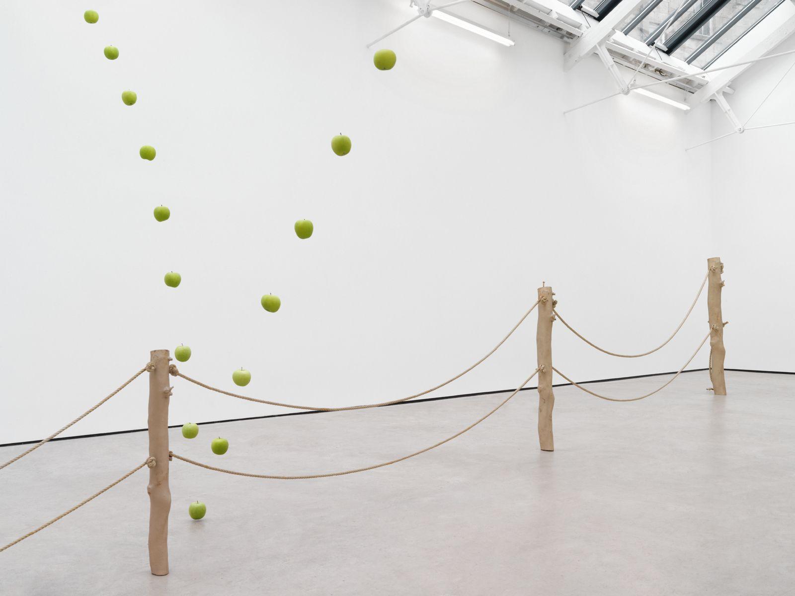 Installation view, Urs Fischer:∞,The Modern Institute, Glasgow, SCT, 2015