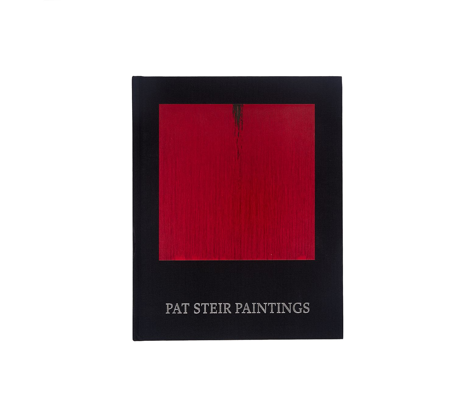 Image of Pat Steir: Paintings Catalogue cover