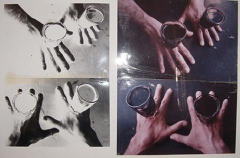 BRUCE NAUMAN Vino Rossi, 1987