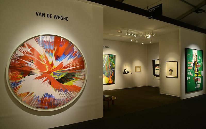 Pavilion of Art & Design 2012