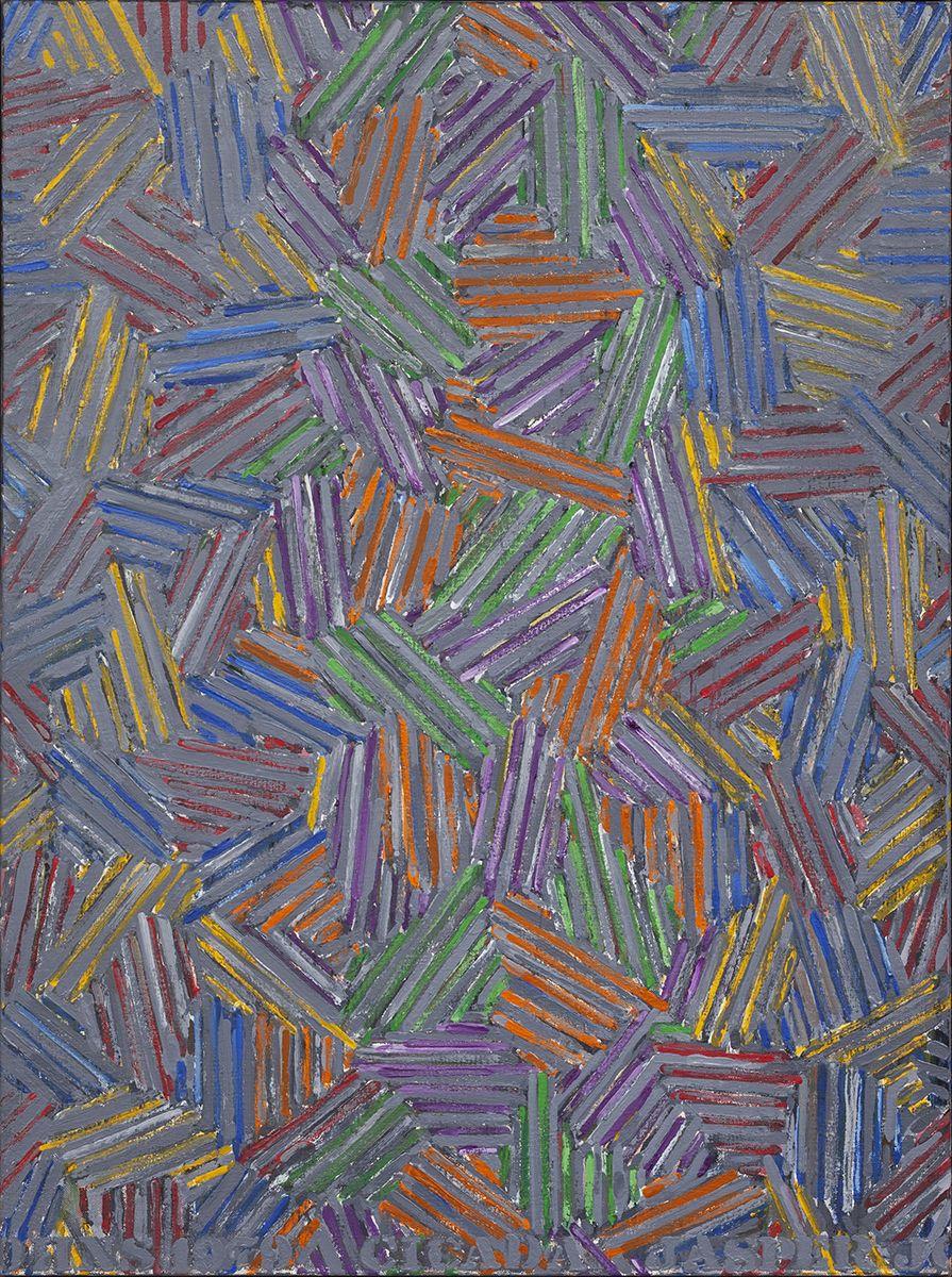 Cicada, 1979 Oil on canvas