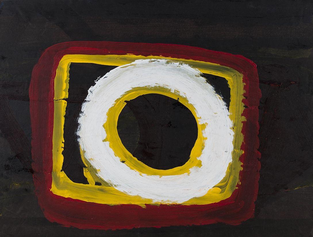 Al Held Untitled (E60.4),1959