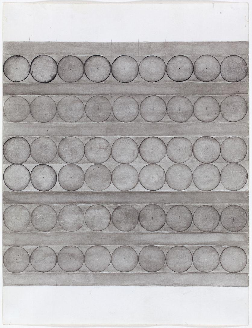 Eva Hesse No title, c. 1965-66