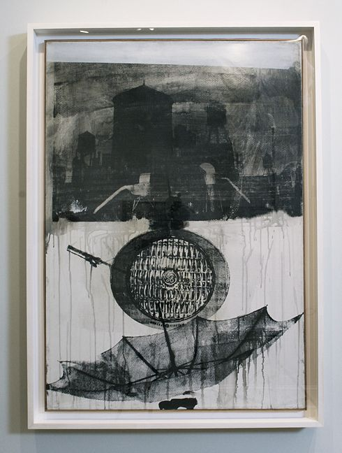 Robert Rauschenberg Untitled, 1963