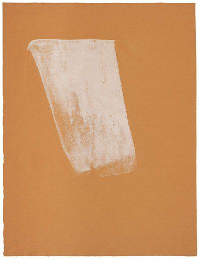 Helen Frankenthaler, White Portal, 1967.