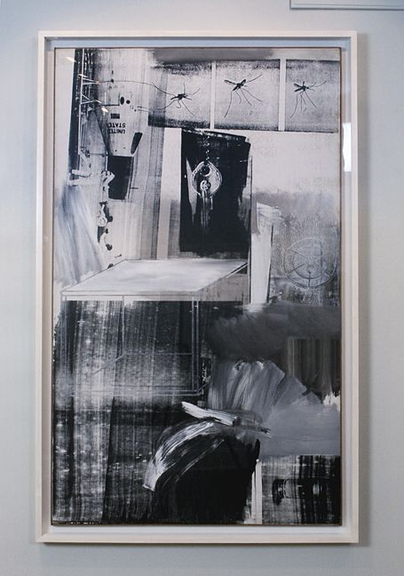 Robert Rauschenberg Payload, 1962