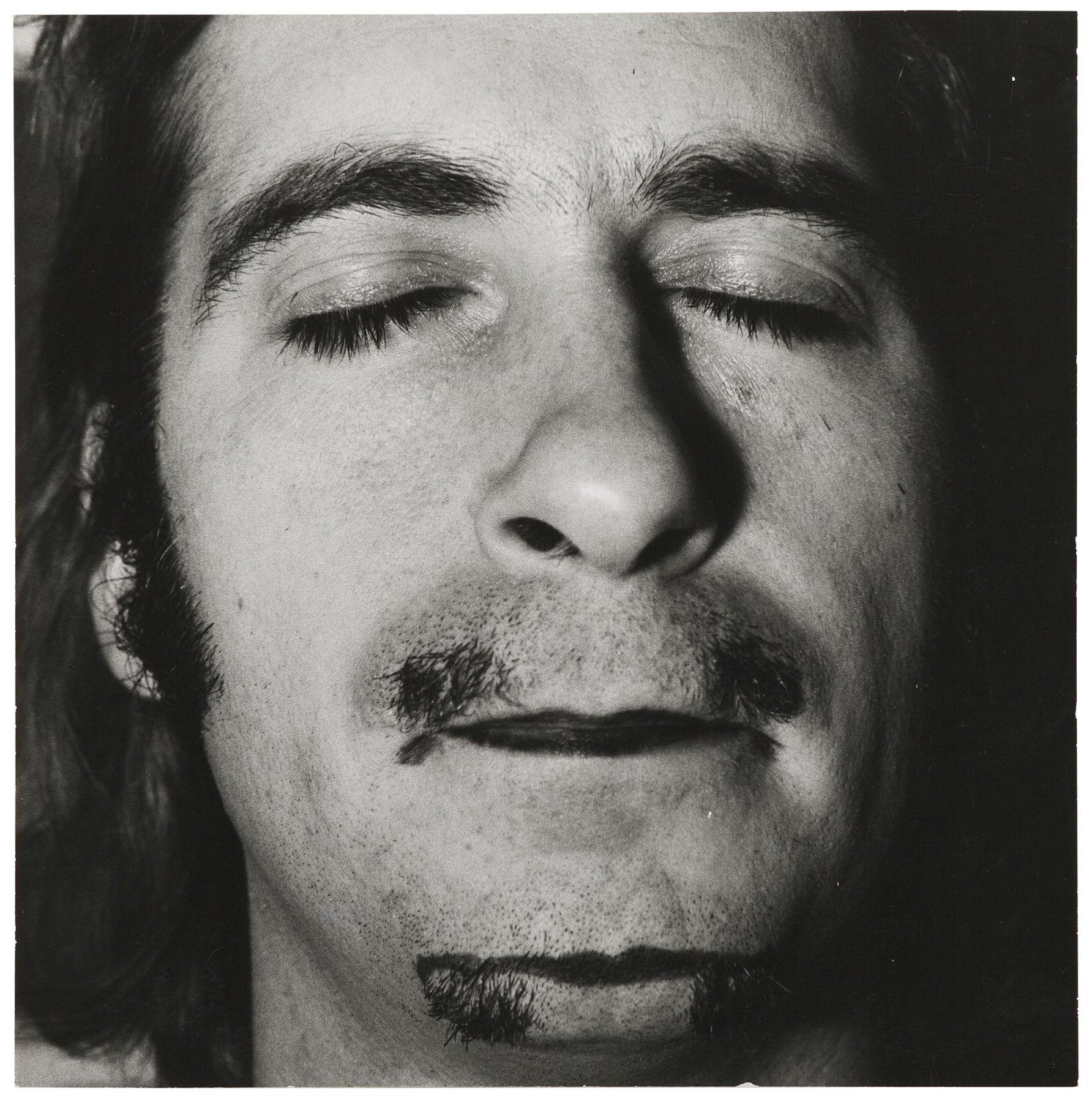 William Wegman,Stutter, 1970.
