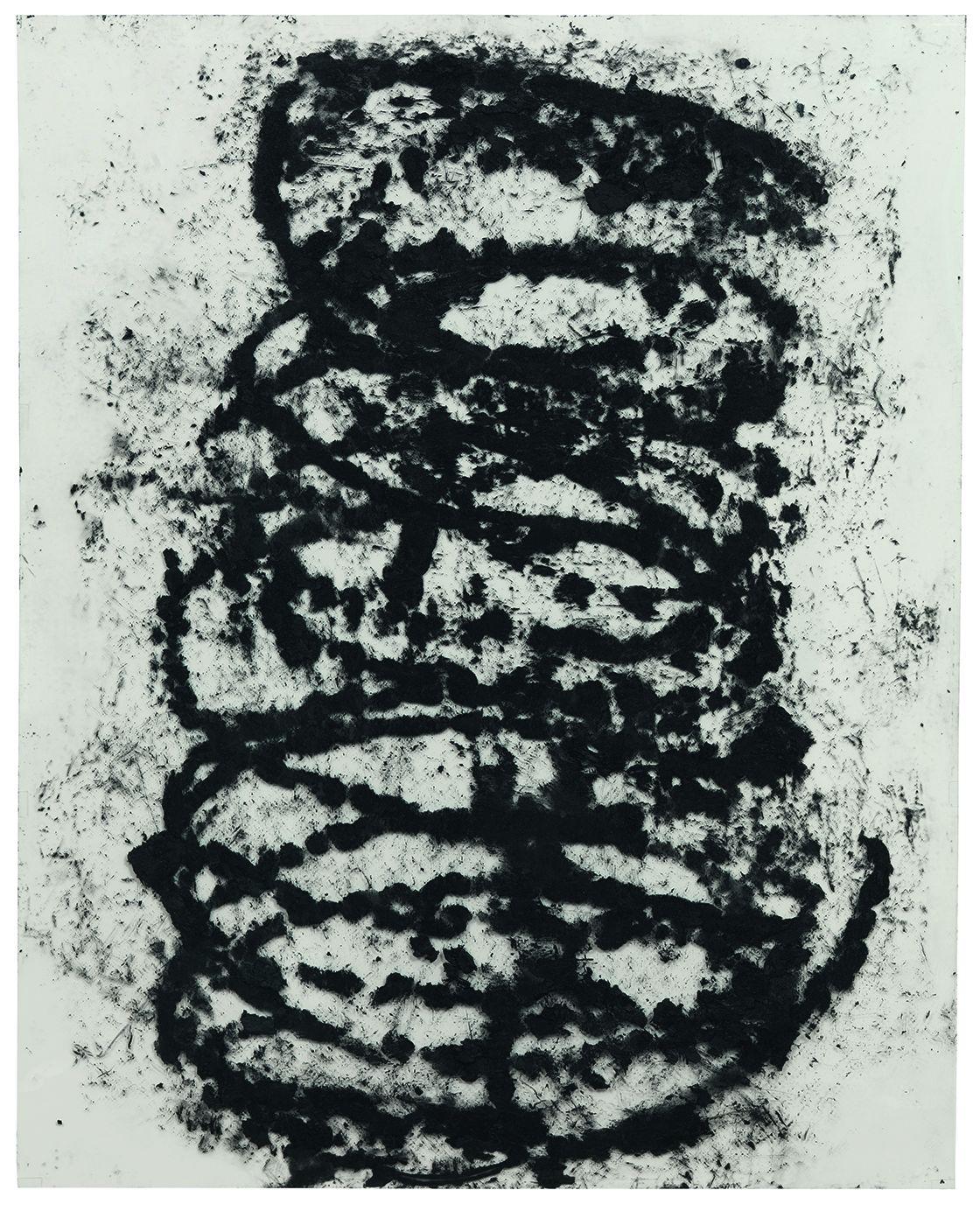 Richard Serra,Transparency #16, 2012.