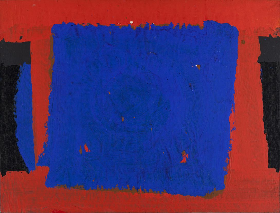 Al Held Untitled(E60.18),1959