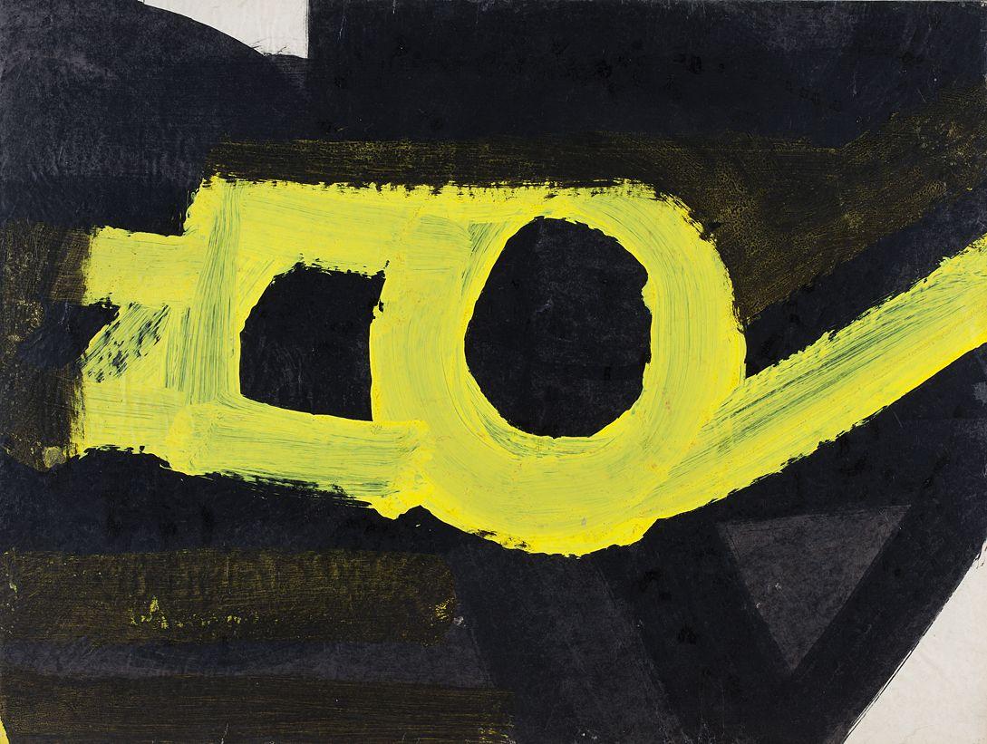 Al Held Untitled,1959