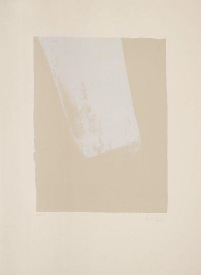 Helen Frankenthaler, Silent Curtain, 1967-69.
