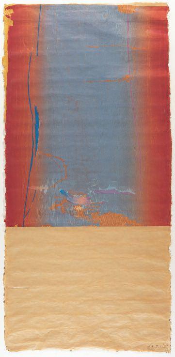Helen Frankenthalet Essence Mulberry, 1977