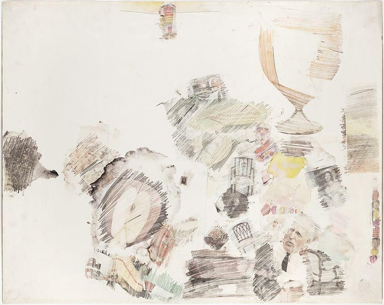 Robert Rauschenberg Drawing Room, 1963
