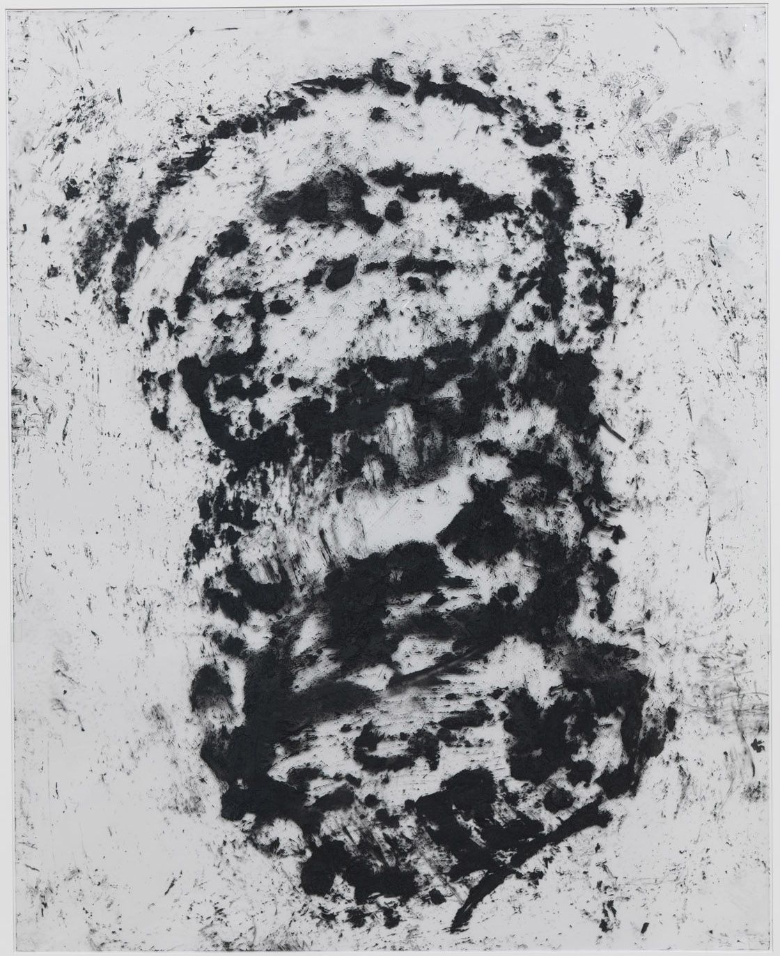 Richard Serra,Transparency #18, 2012.