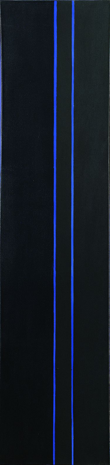 Barnett Newman By Twos, 1949
