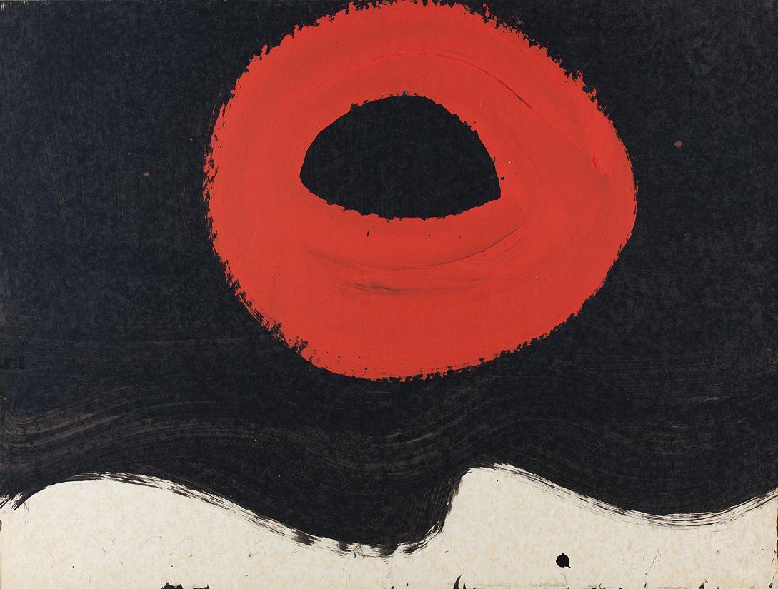 Al Held Untitled #3,1959