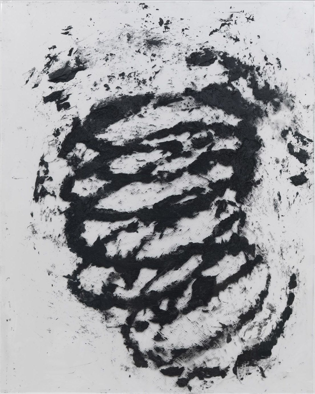 Richard Serra,Transparency #1, 2012.