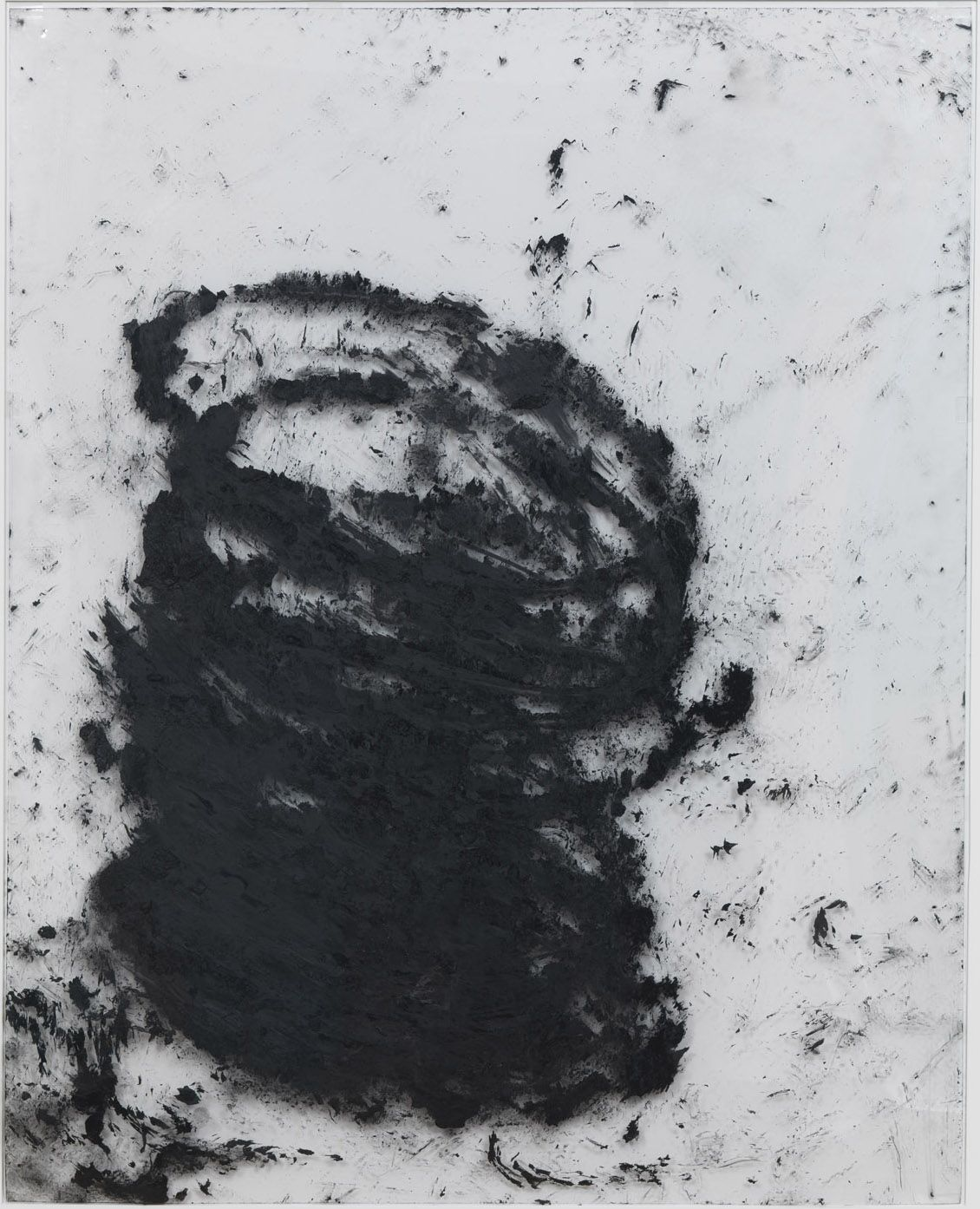 Richard Serra,Transparency #4, 2012.