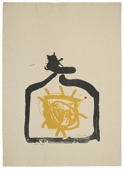 Helen Frankenthaler, May 26 Backwards, 1961.