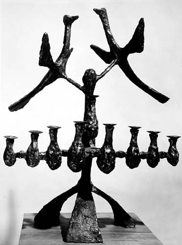 Menorah, 1960