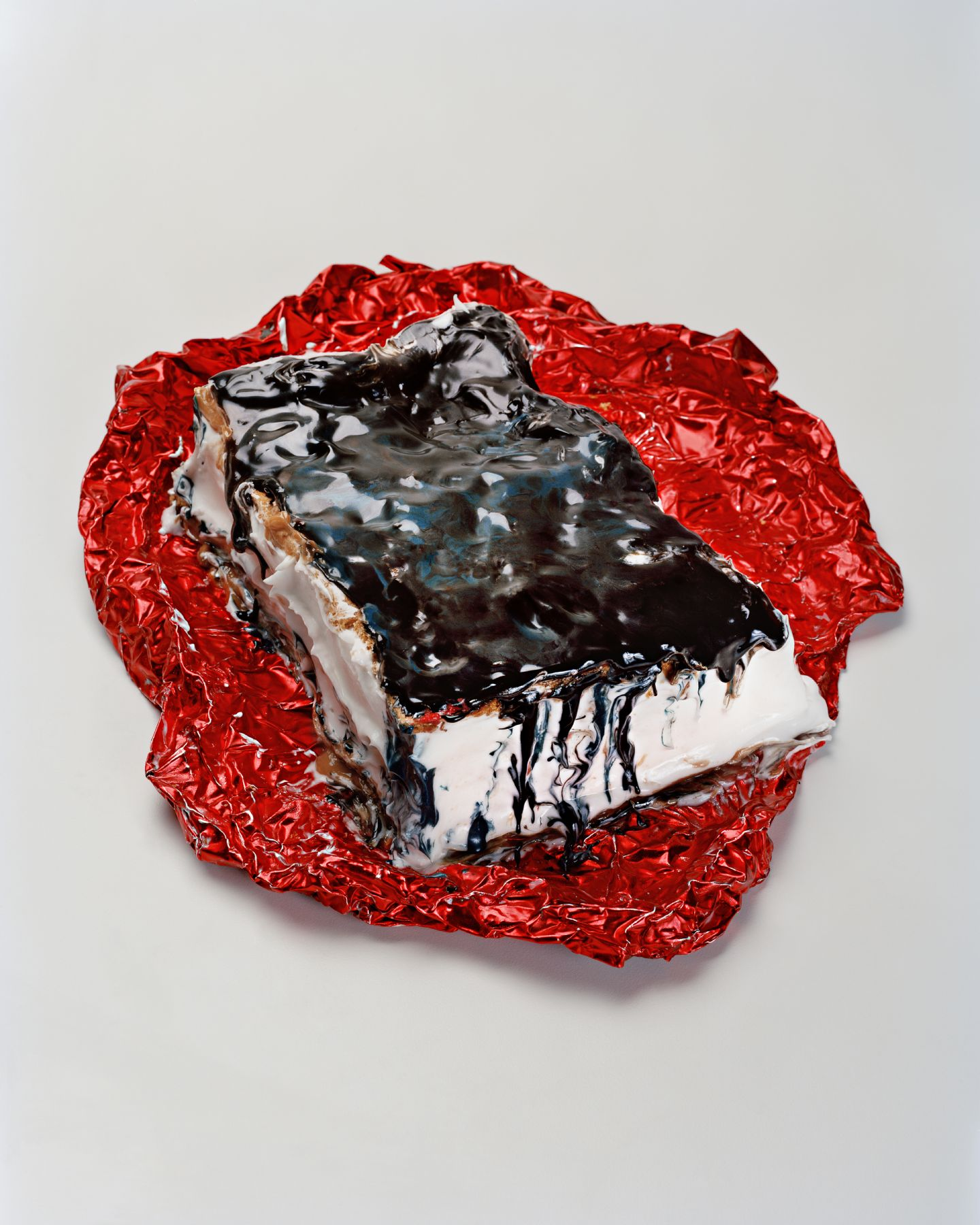 Ice Cream Sandwich, 2018. Archival pigment print, 71 x 57 inches.