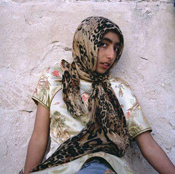 Untitled #265, Morocco, 2006, 11 x 11 inch Chromogenic print