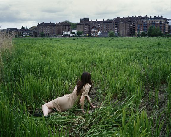 Anchor and Hope, 2009, 20 x 26 or 48 x 60 inch Cibachrome print