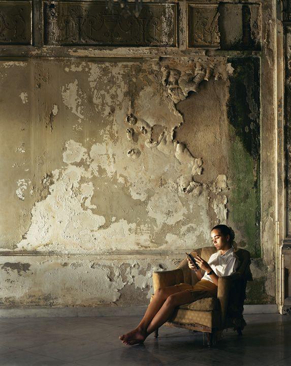 Andrew Moore Marisol (Casa Verde), Havana, Cuba, 1998