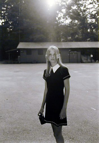 Summer Camp, Hendersonville, NC, 1995, 20 x 24 inch Gelatin Silver Print, Signed, titled, dated in pencil on verso, Edition of 15