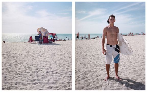 He Just Was, 2012. Two-panel archival pigment print, available as 24 x 30 or 40 x 60 inches.