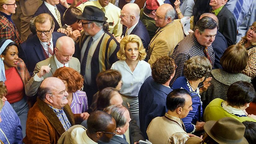Alex Prager Face In The Crowd, Film Still (Faces), 2013