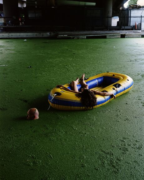 Hackney Cut, 2010, 20 x 26 or 48 x 60 inch Cibachrome print