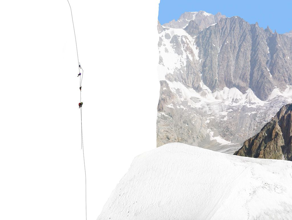 Alps – Geographies and People #13, 2012,45 x 60 inch or 65 x 85inch archival pigment print